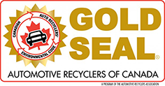 Gold Seal Program – Automotive Recyclers of Canada